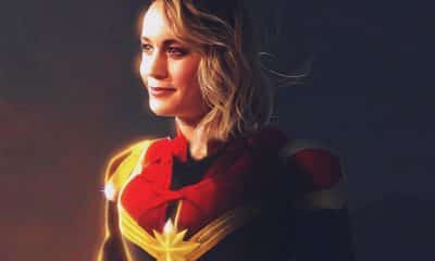 Captain Marvel Movie Brie Larson