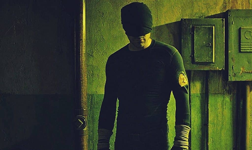 Marvel's Daredevil Season 3 Black Suit