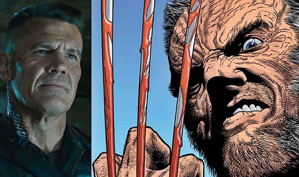 Deadpool 2 Cable Wolverine