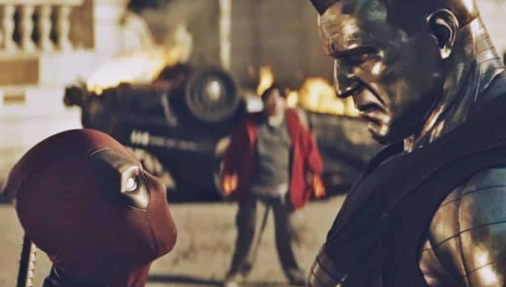 Deadpool 2 Colossus
