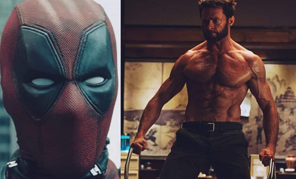 Deadpool 2 Hugh Jackman Wolverine