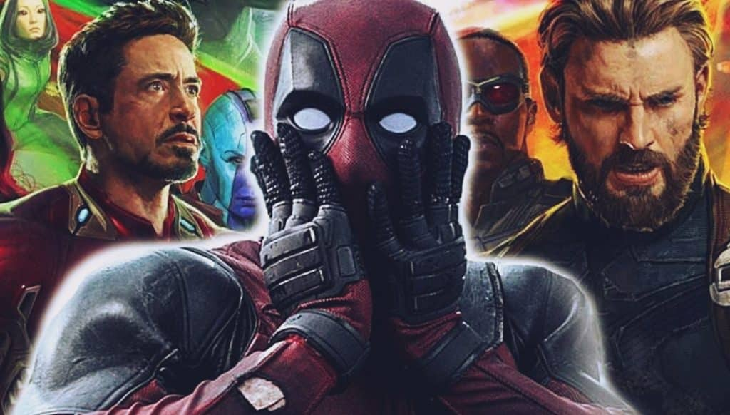 Deadpool 2 Avengers: Infinity War