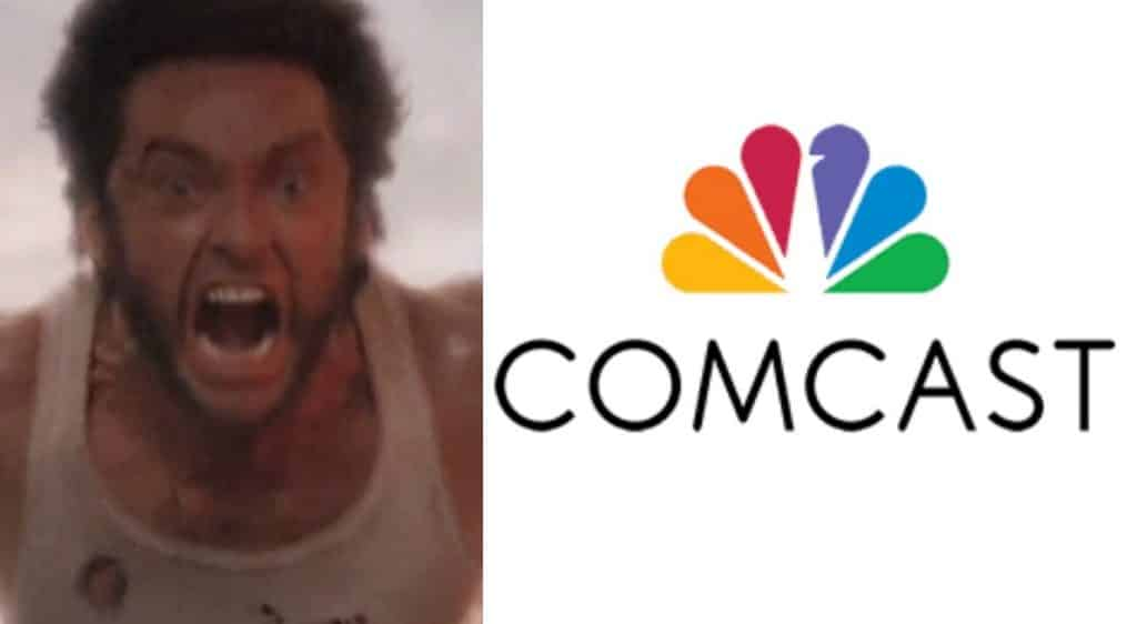 Disney Fox Comcast