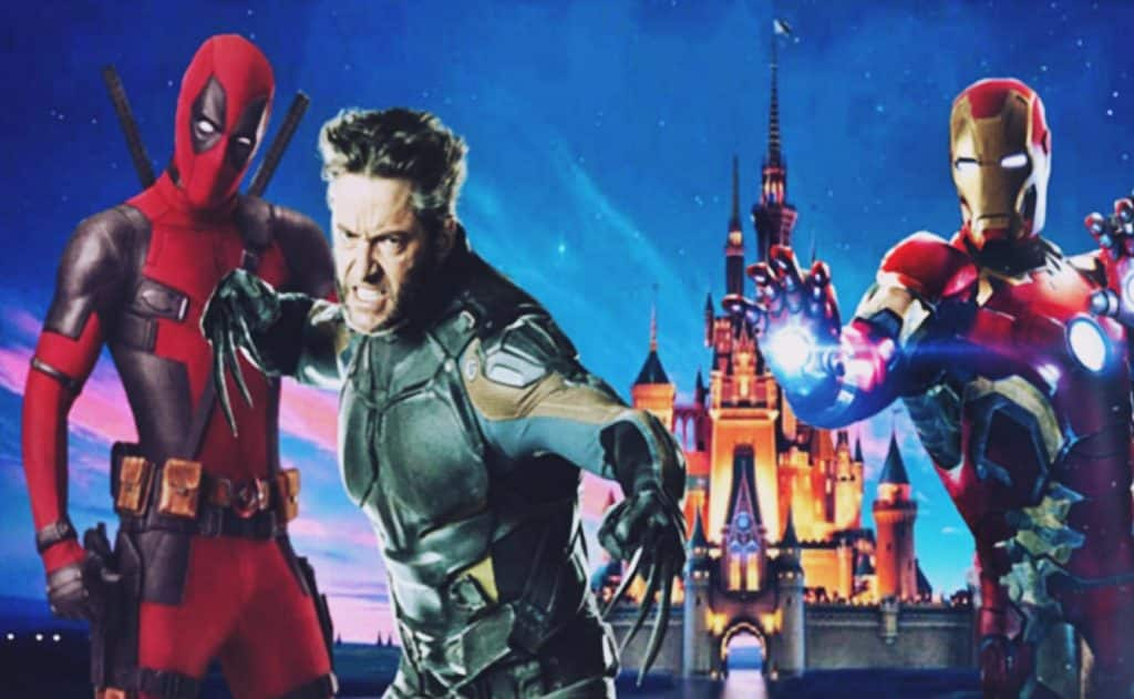 Disney Fox Deal Marvel