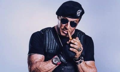 The Expendables 4 Sylvester Stallone