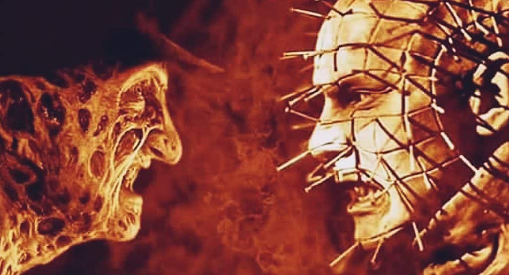 Freddy vs. Pinhead
