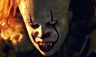 IT: Chapter 2 Pennywise Bill Skarsgård