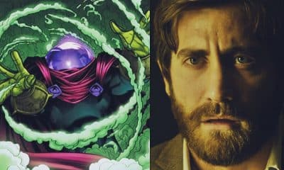 Jake Gyllenhaal Mysterio Spider-Man: Homecoming Sequel