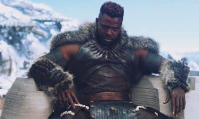 M'Baku Black Panther