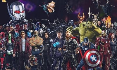 MCU Marvel Cinematic Universe
