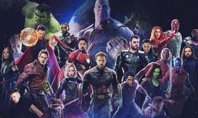 MCU Avengers 4
