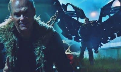 Michael Keaton Vulture Spider-Man: Homecoming