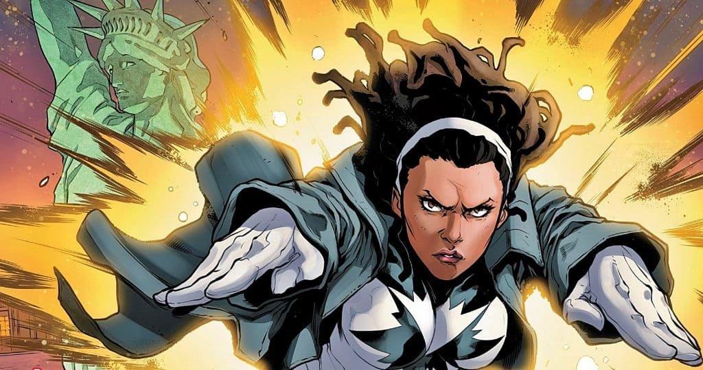 Monica Rambeau Captain Marvel