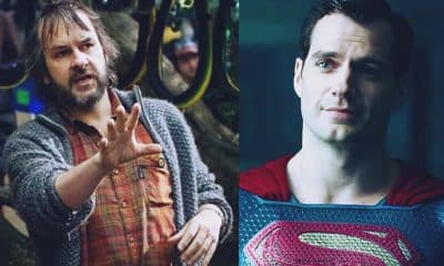 Peter Jackson DC Movie