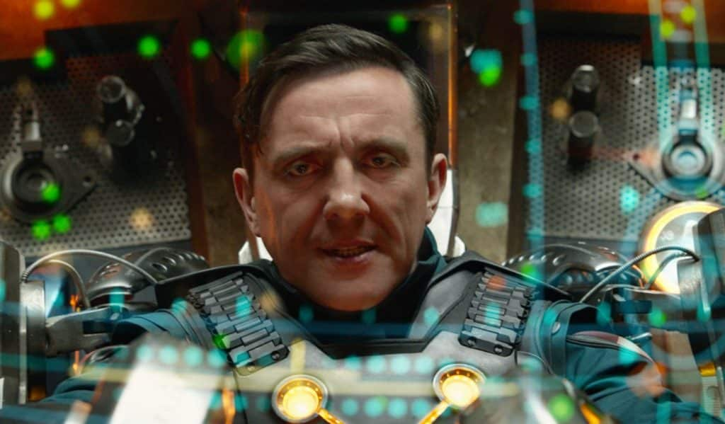 Peter Serafinowicz Guardians of the Galaxy