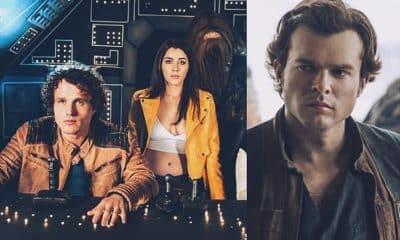 Solo: A Star Wars Story Porn Parody