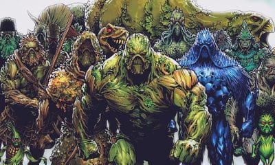 Swamp Thing Series