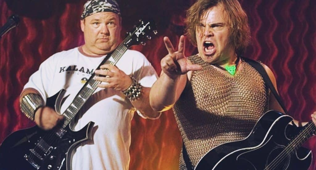Tenacious D in The Pick of Destiny Sequel