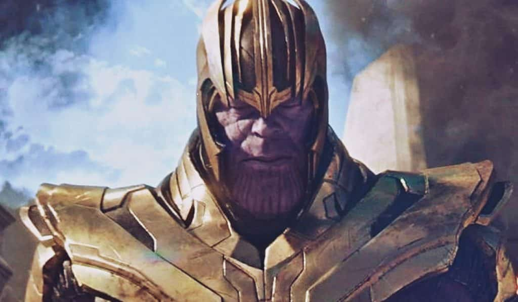 Thanos Marvel MCU