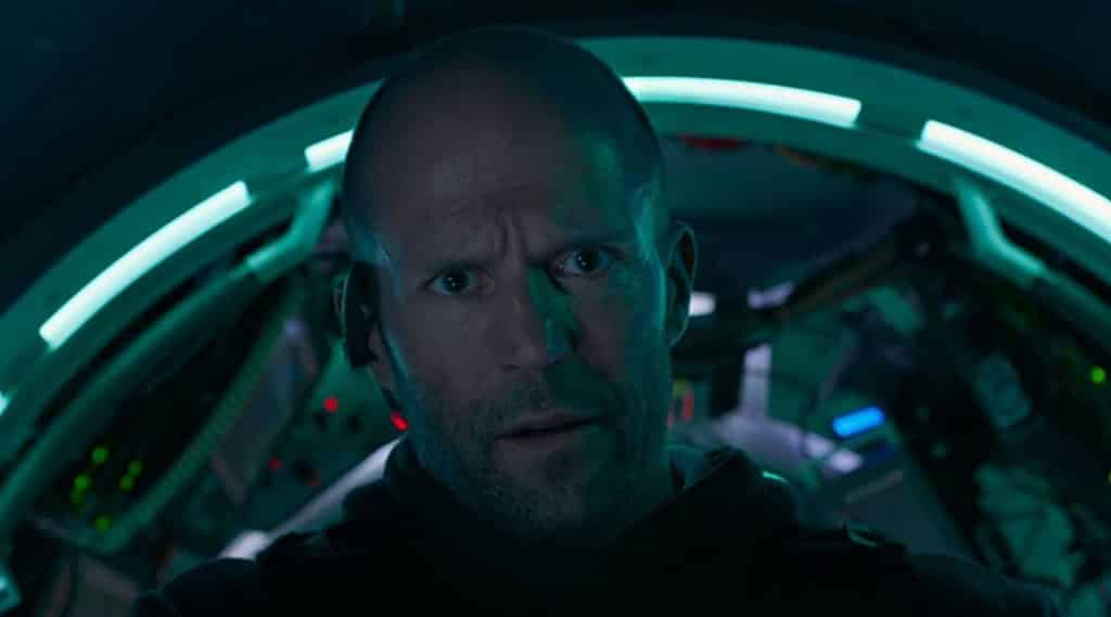 new image from the meg offers better look at the giant shark