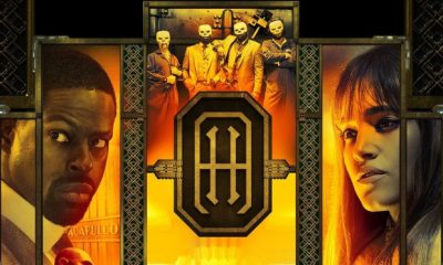 Hotel Artemis movie Jodie Foster
