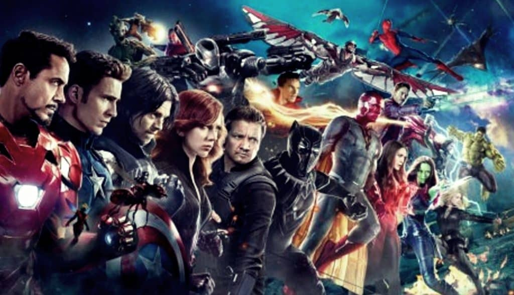 Image result for 1. Avengers 4: