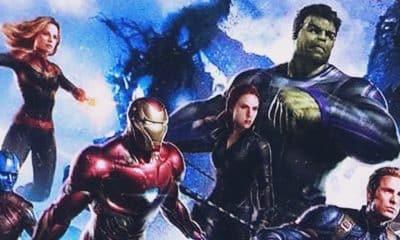 Avengers 4 New Team