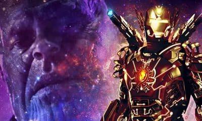 Avengers 4 Iron Man Thanos Buster