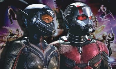 Avengers: Infinity War Ant-Man and the Wasp