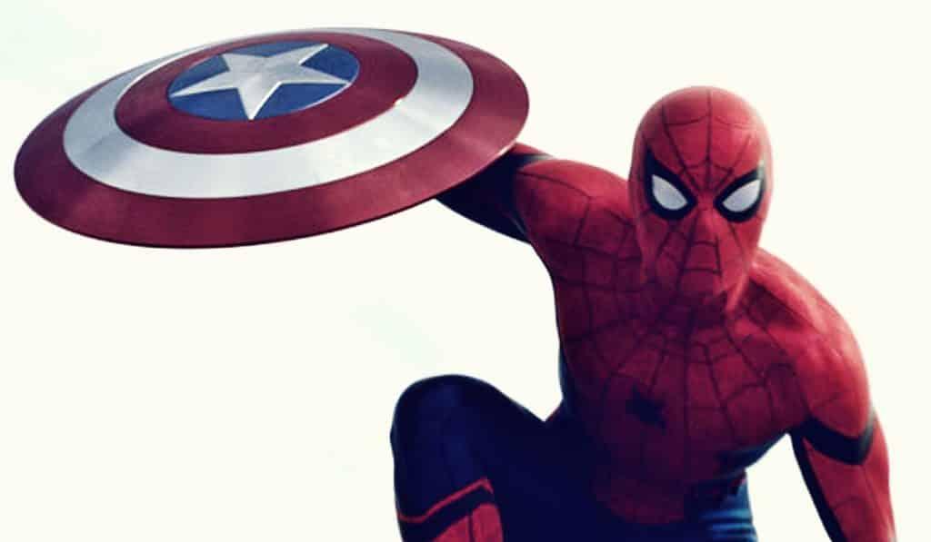 Captain America: Civil War Spider-Man