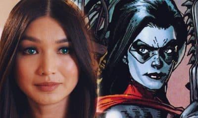 Captain Marvel Doctor Minerva Gemma Chan