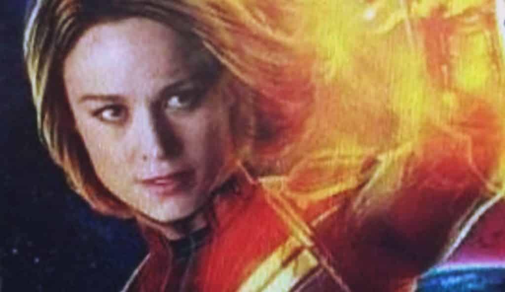 Captain Marvel Movie Leak
