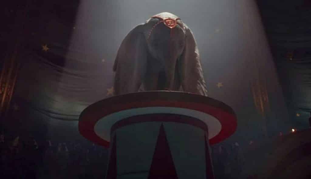 Dumbo Movie 2019