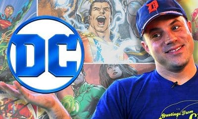 Geoff Johns DC Entertainment DC Comics
