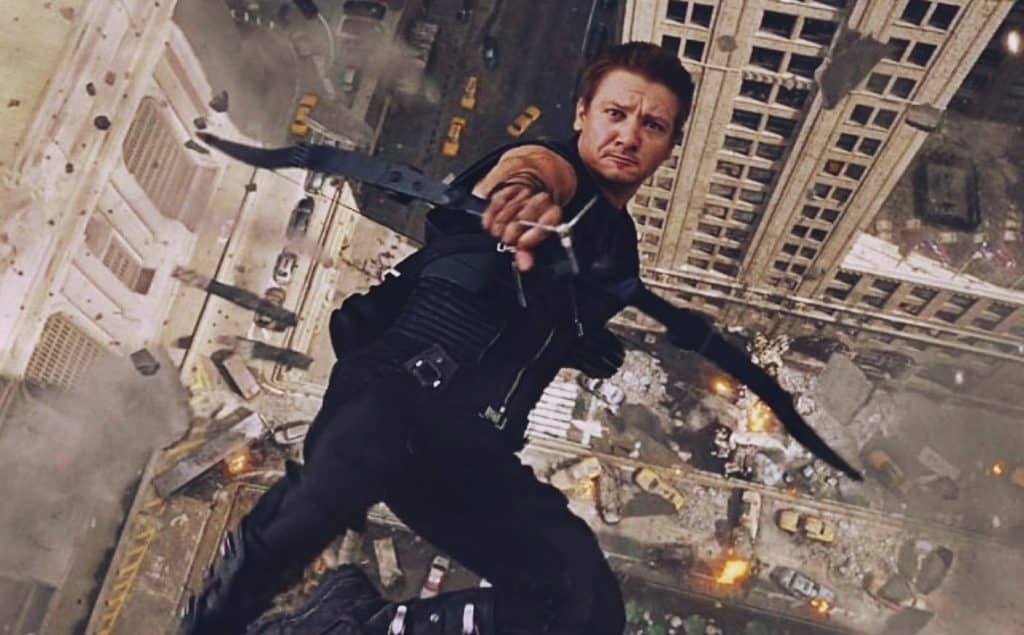 Hawkeye MCU Marvel Cinematic Universe