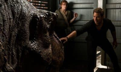 Jurassic World: Fallen Kingdom Bryce Dallas Howard Chris Pratt