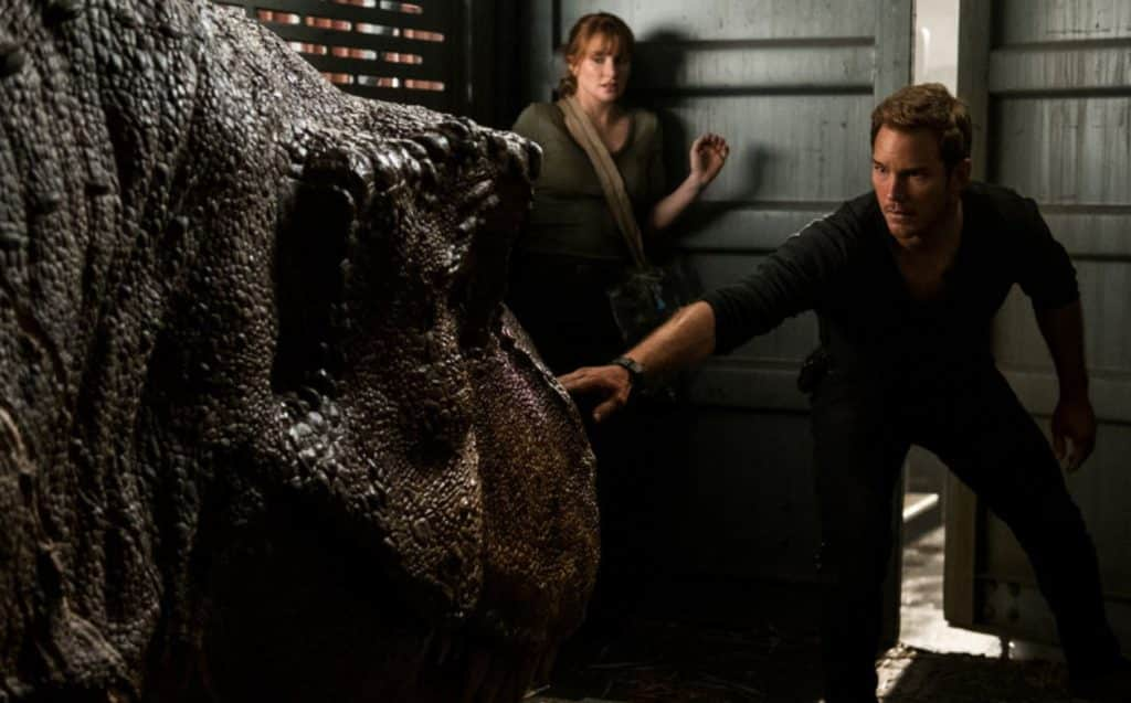 Jurassic World: Fallen Kingdom' Review: Somewhat Exciting But