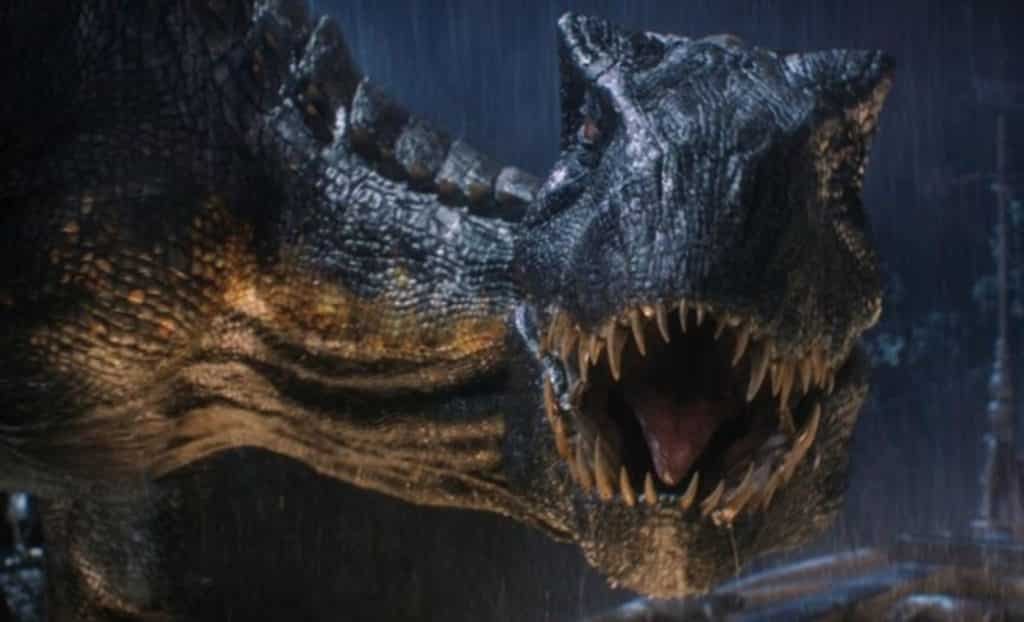 Jurrasic World: Fallen Kingdom Indoraptor