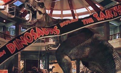 Jurassic Park Alternate Ending