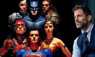 Justice League Zack Snyder