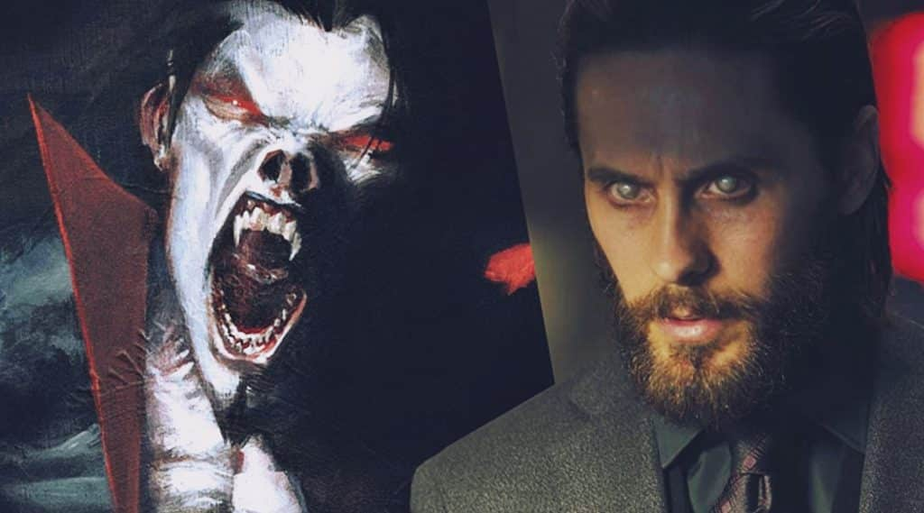 Morbius Movie Jared Leto