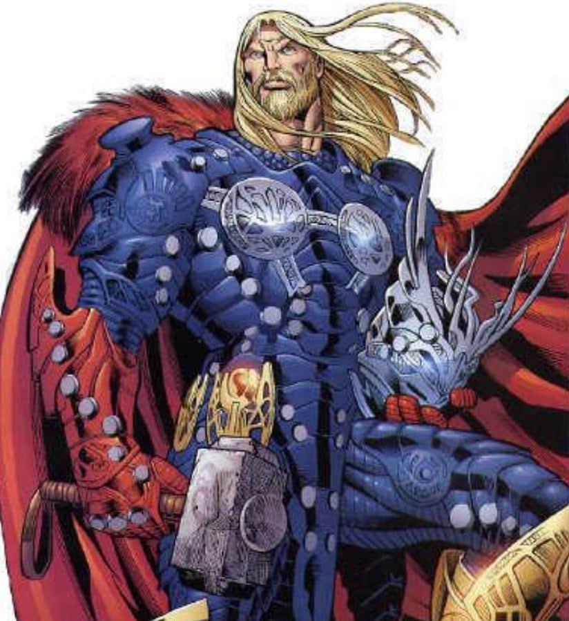 Rune King Thor Marvel