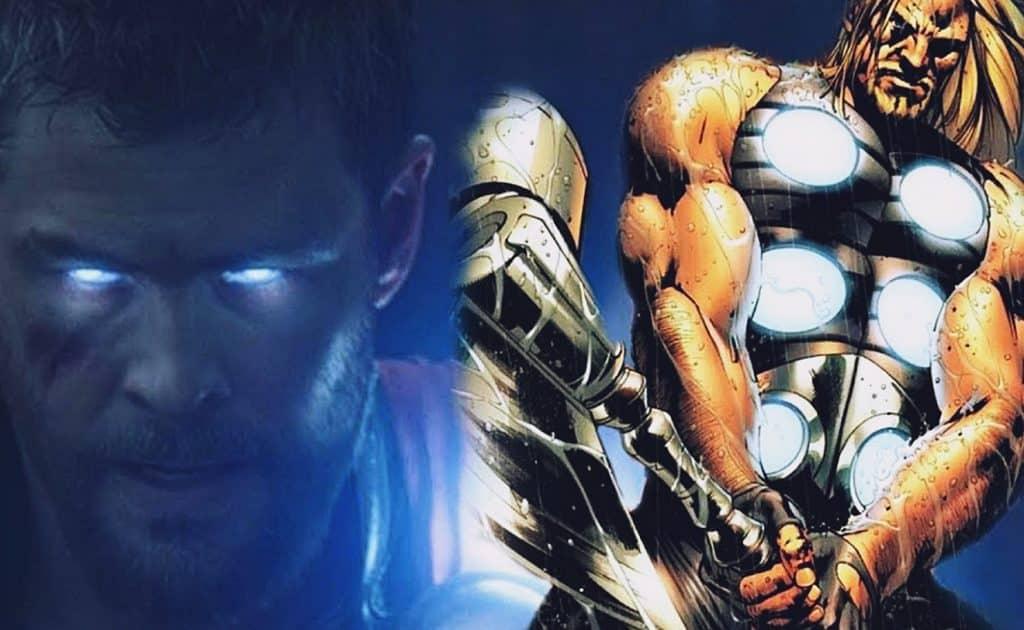 Rune King Thor MCU Marvel Cinematic Universe