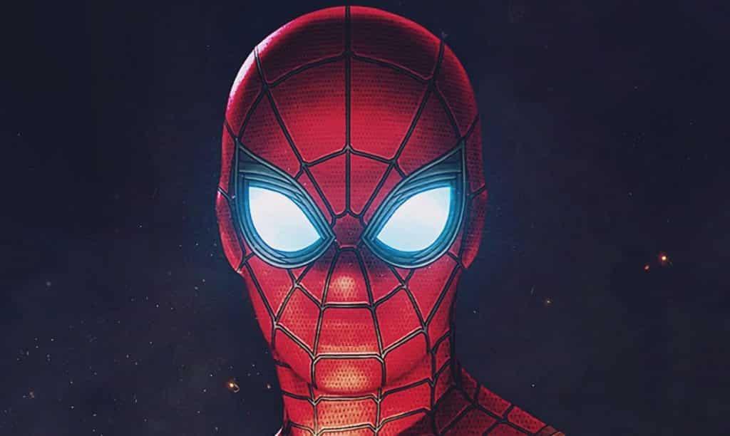 Spider-Man New Suit