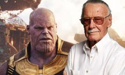 Stan Lee Thanos Avengers: Infinity War