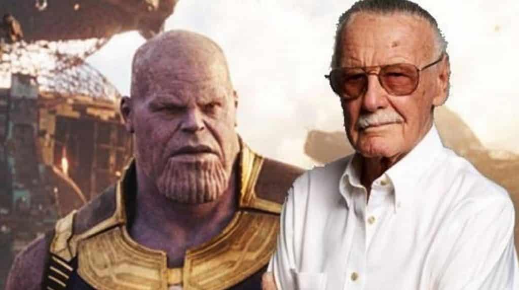Stan Lee Thanos Avengers: Infinity War