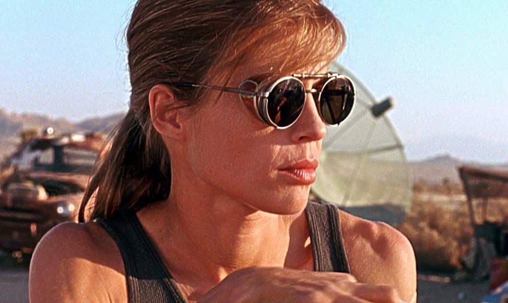 Terminator 6 Sarah Connor Linda Hamilton