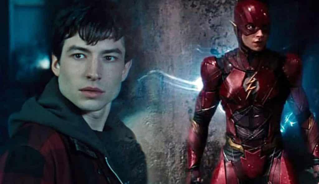 The Flash Movie Ezra Miller