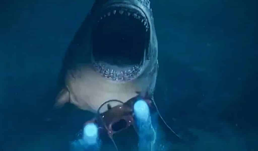 Tons Of New Shark Footage From 'The Meg' Revealed