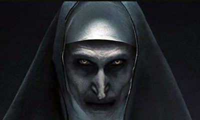 The Nun Bonnie Aarons